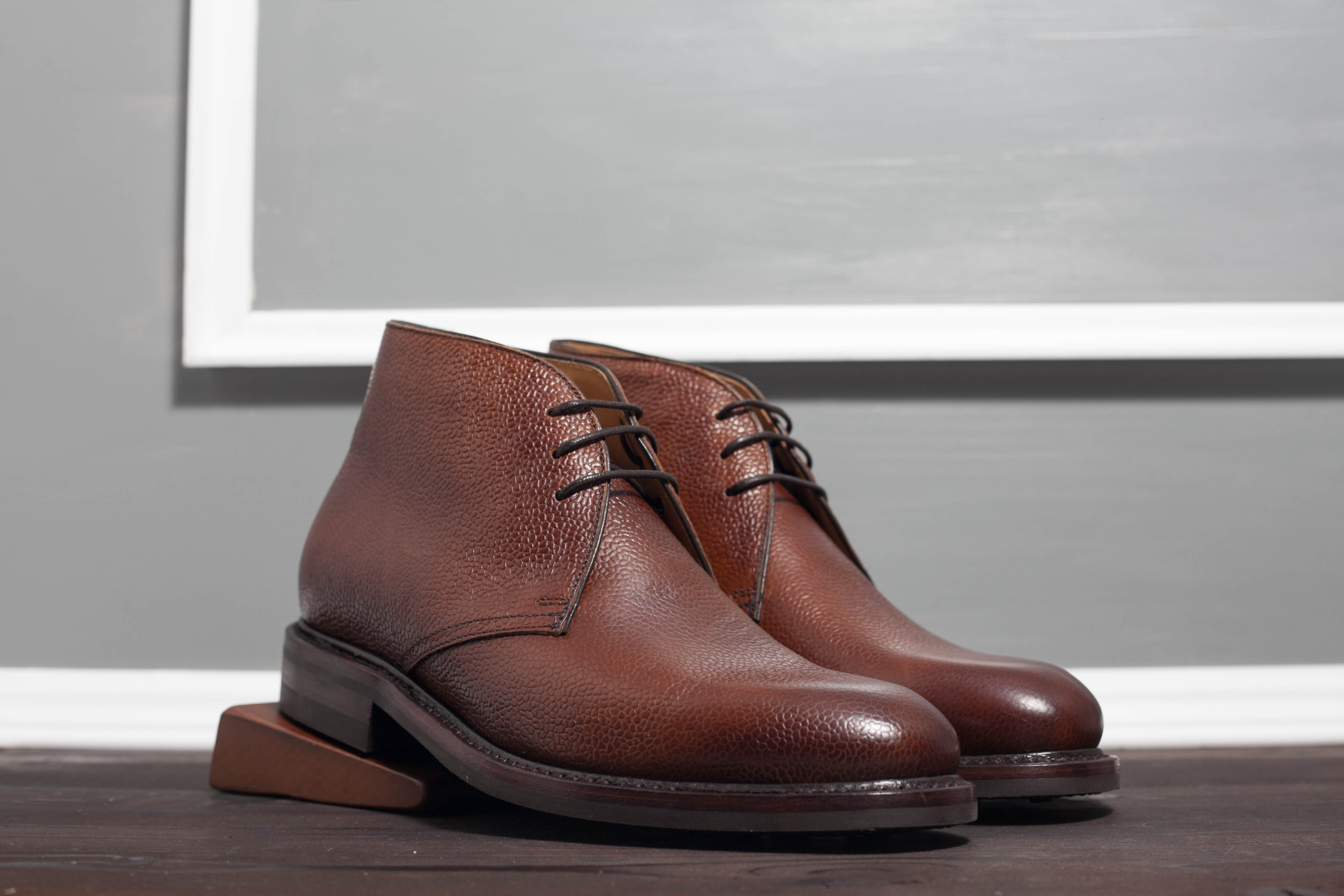 Ботинки Berwick 320 Brown