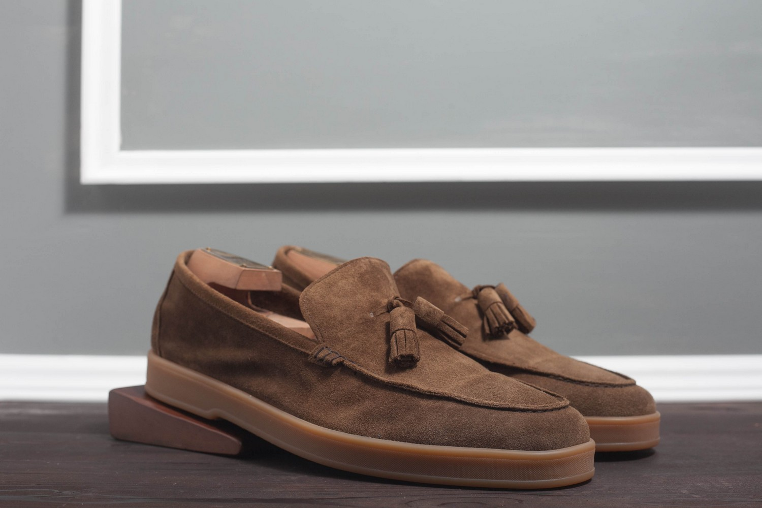 Лоферы Berwick 4872 Brown