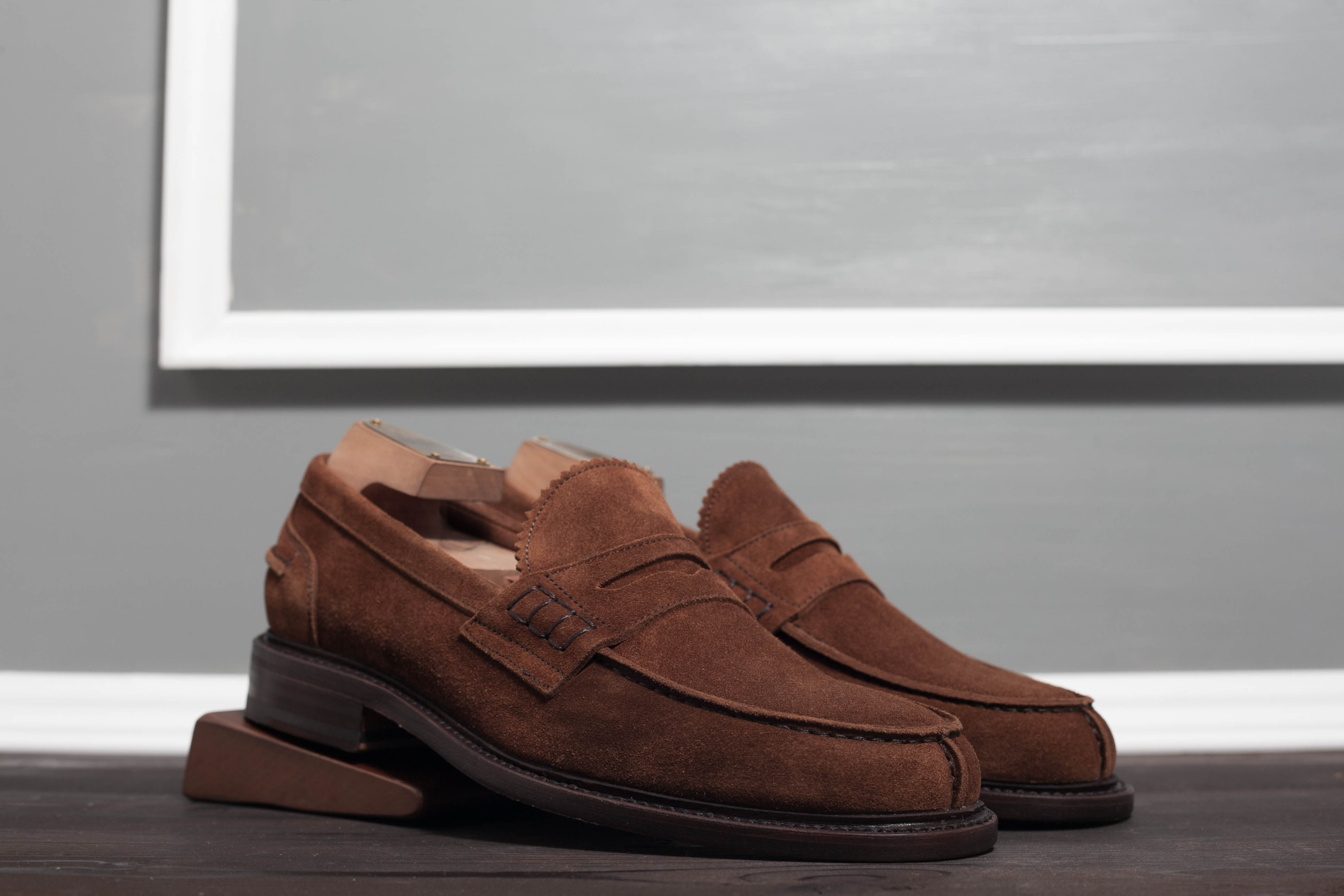 Лоферы Berwick 11020 Brown