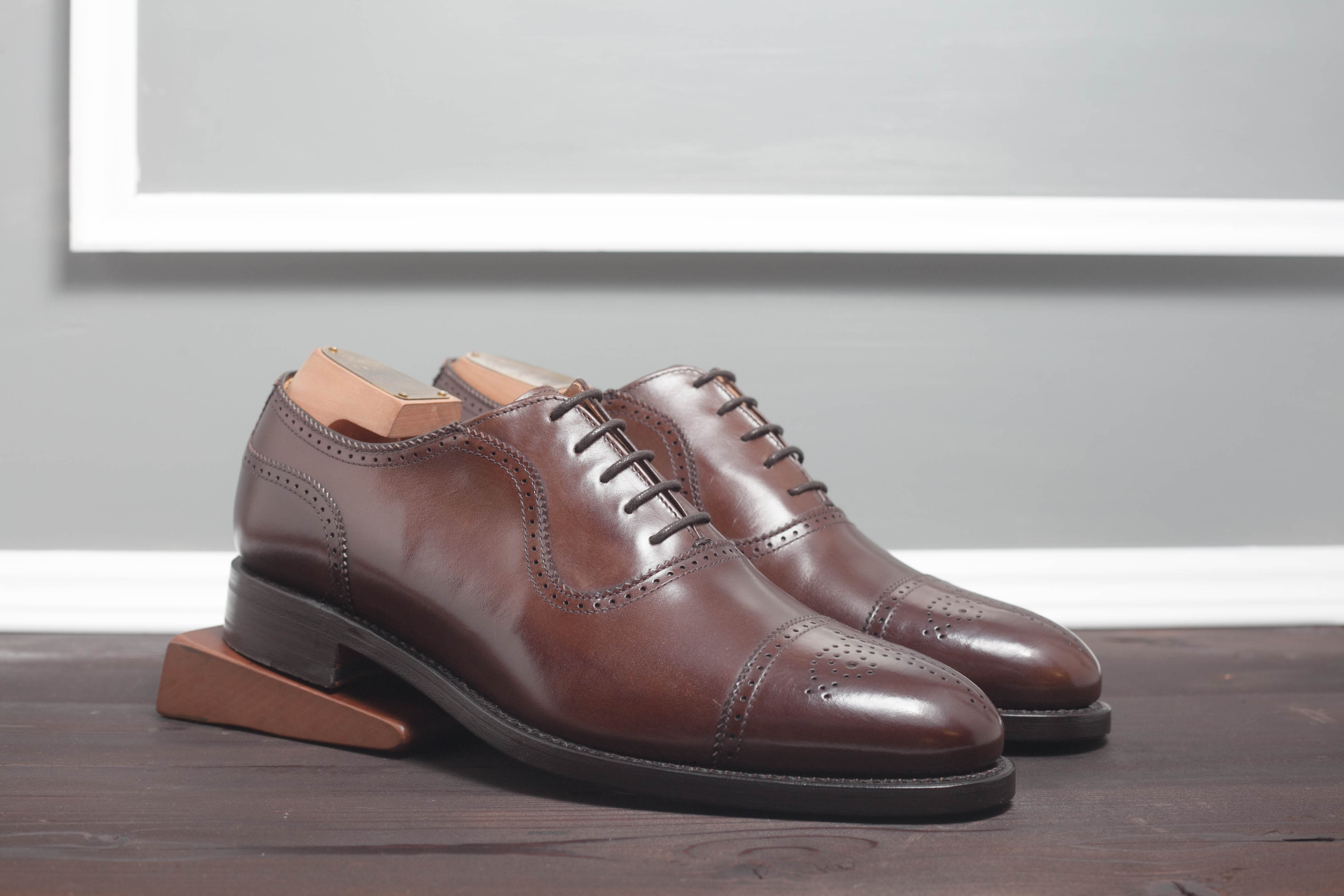 Оксфорд Броги Berwick 2509 Brown