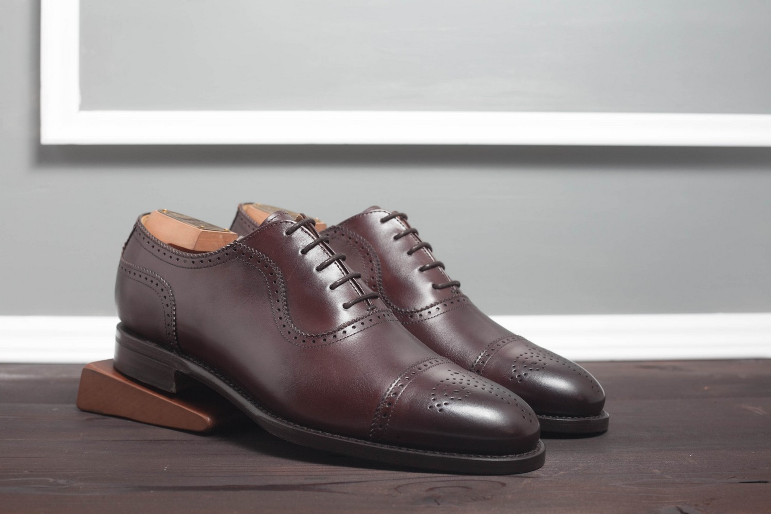 Оксфорд Броги Berwick 2509 Dark Brown