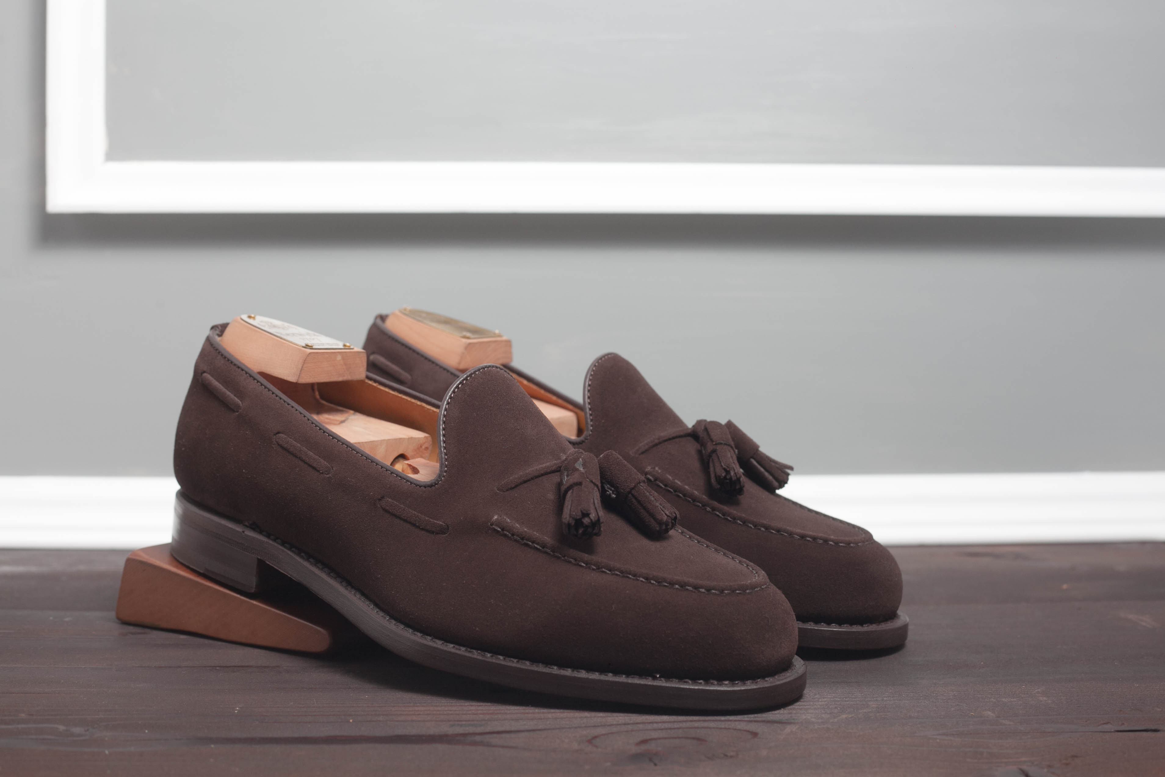 Лоферы Berwick 8491 Dark Brown
